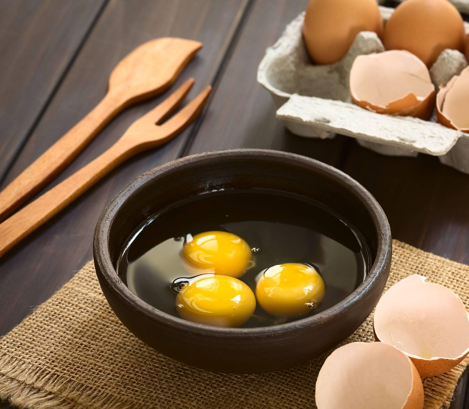 'Ljuske od jaja ne stavljajte u kartonsku kutiju uz svježa jaja'