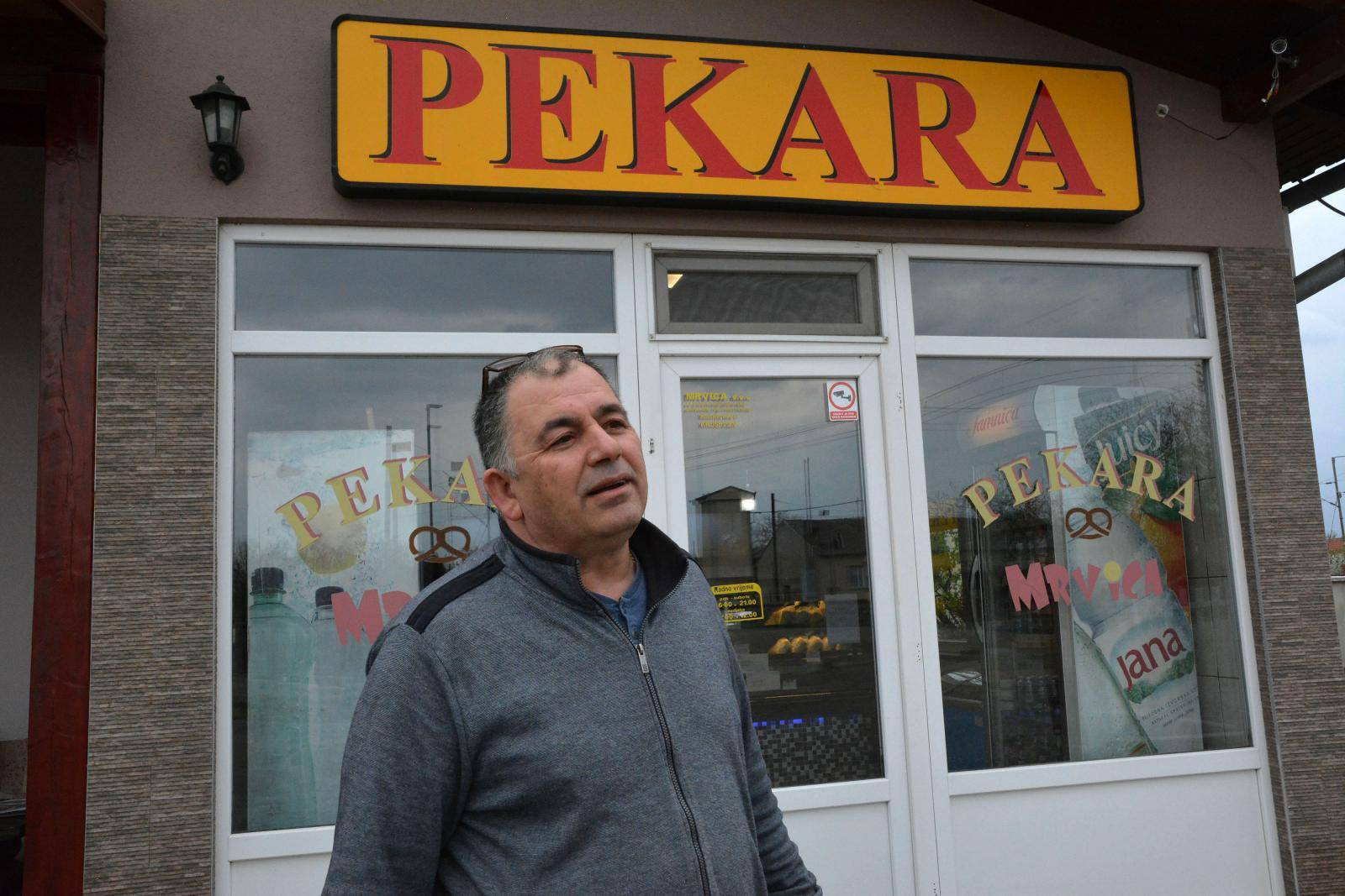 Spor oko rada nedjeljom u Slavonskom Åamcu