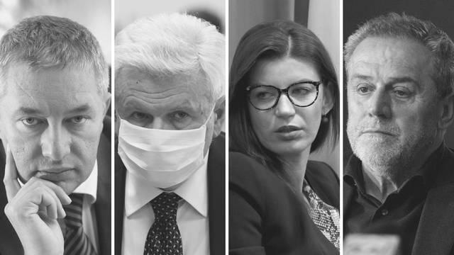 Vrh naše politike ne želi uvesti reda u hrvatsko pravosuđe