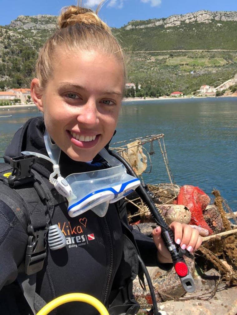 Kristina Ivanuš (21) iz SOS sela Lekenik nominirana je za prestižnu nagradu