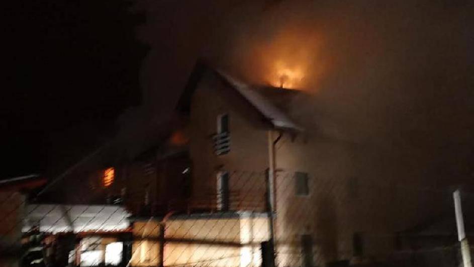 Otočac: Požar u hotelu izbio zbog kvara na instalacijama