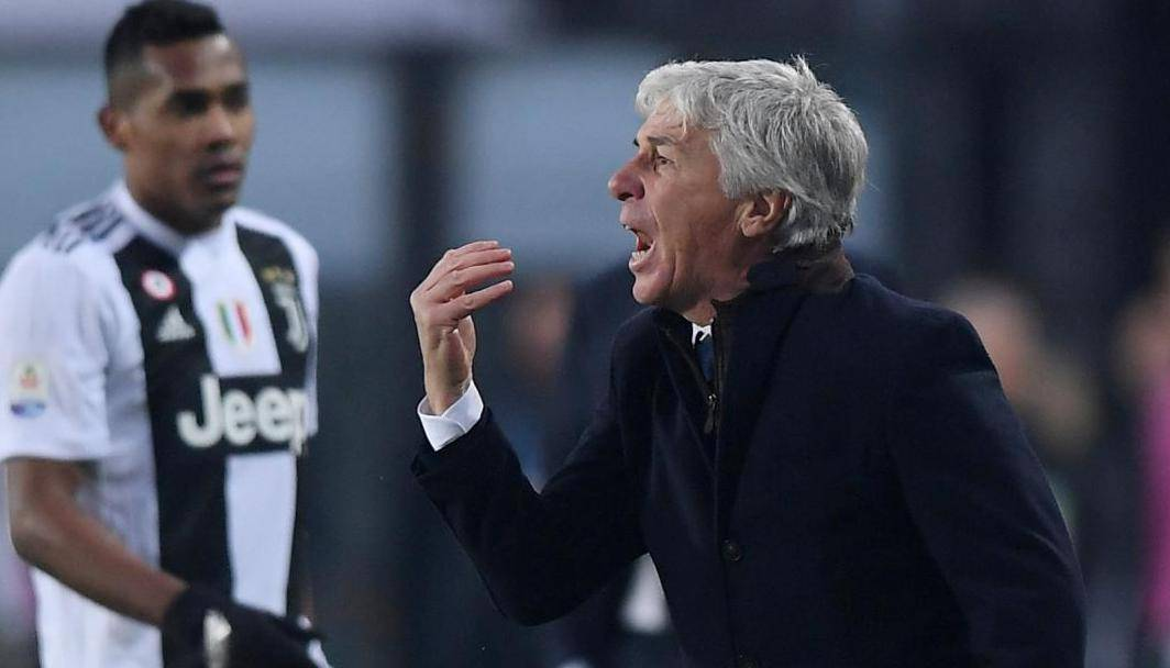 Serie A - Atalanta v Juventus