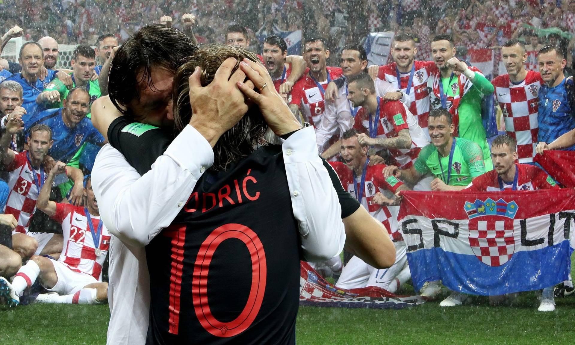 Dalićeva ispovijest: U Hrvatsku sam ušao u suzama i u Lukinu dresu. Nisam mogao izdržati...