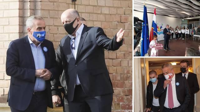 Bandićevi zadnji dani: Bio na pogrebu Saračeviću i obišao Peščenicu: 'Ona mi je pri srcu'
