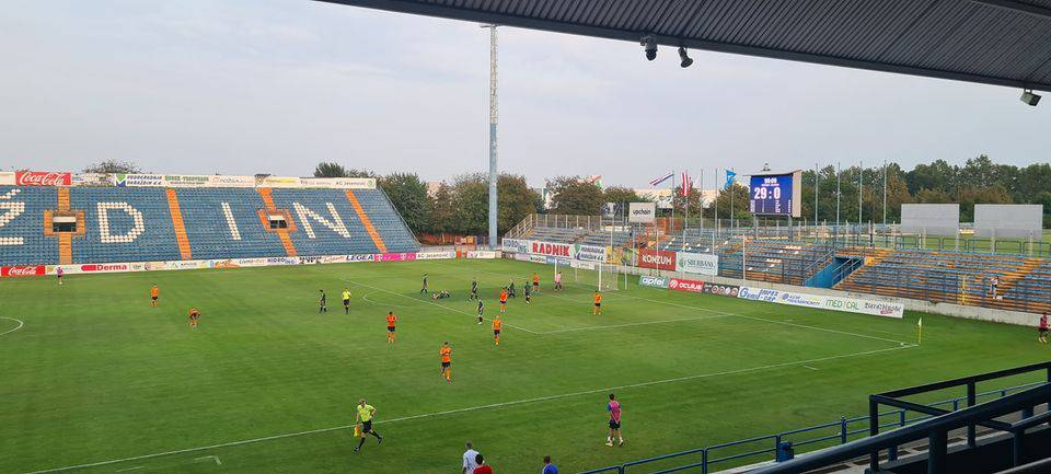Varaždin zabio 29 golova: 'Do vrha' napunili mrežu niželigaša
