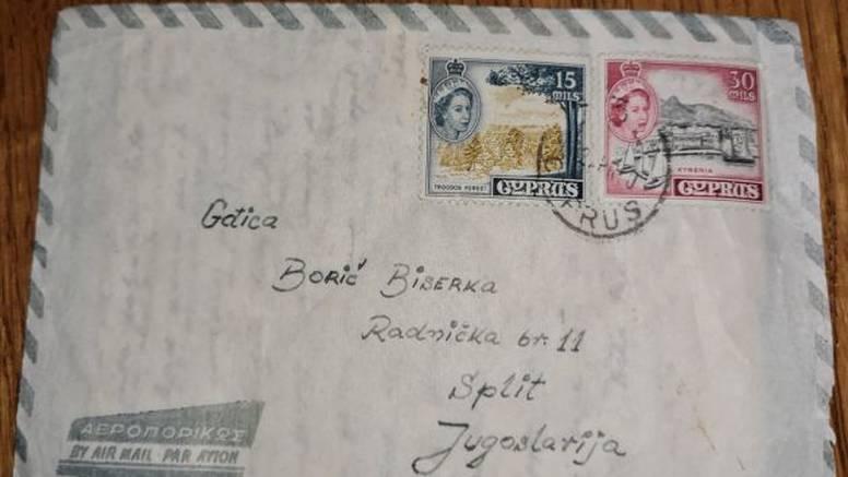 U Trogiru našli pismo iz 1960.! Otkrili su pravu ljubavnu priču