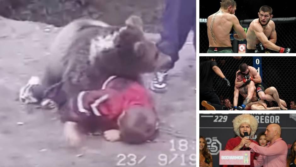 Hrvao s medvjedom kao dječak, a danas ponajbolji borac svijeta