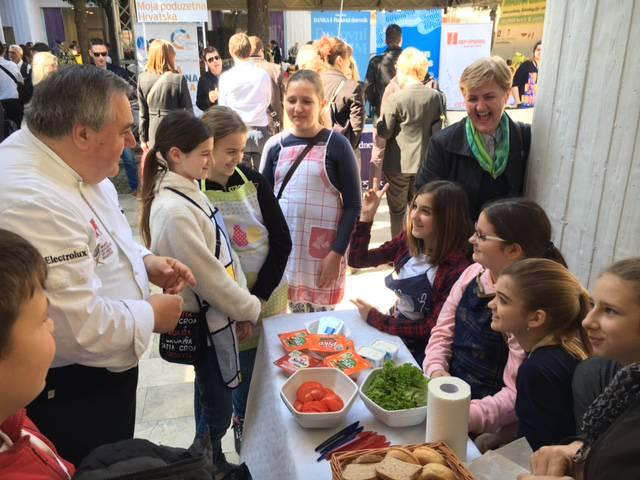 Kulinarski show u Dubrovniku oduševio sve: Majstor kuhinje