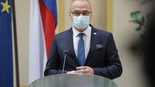 Zagreb: Ministri Di Maio i Grlić Radman potpisali zajedničke izjave i obratili se medijima
