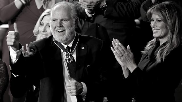 Umro provokativni američki radio voditelj Rush Limbaugh