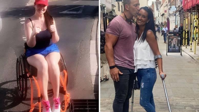 'Muž me ostavio čim sam ostala u kolicima. Zaljubila sam se u svog fitnes trenera i prohodala'