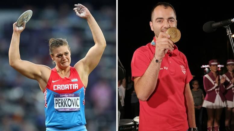 Perković i Glasnović nosit će hrvatsku zastavu na Igrama