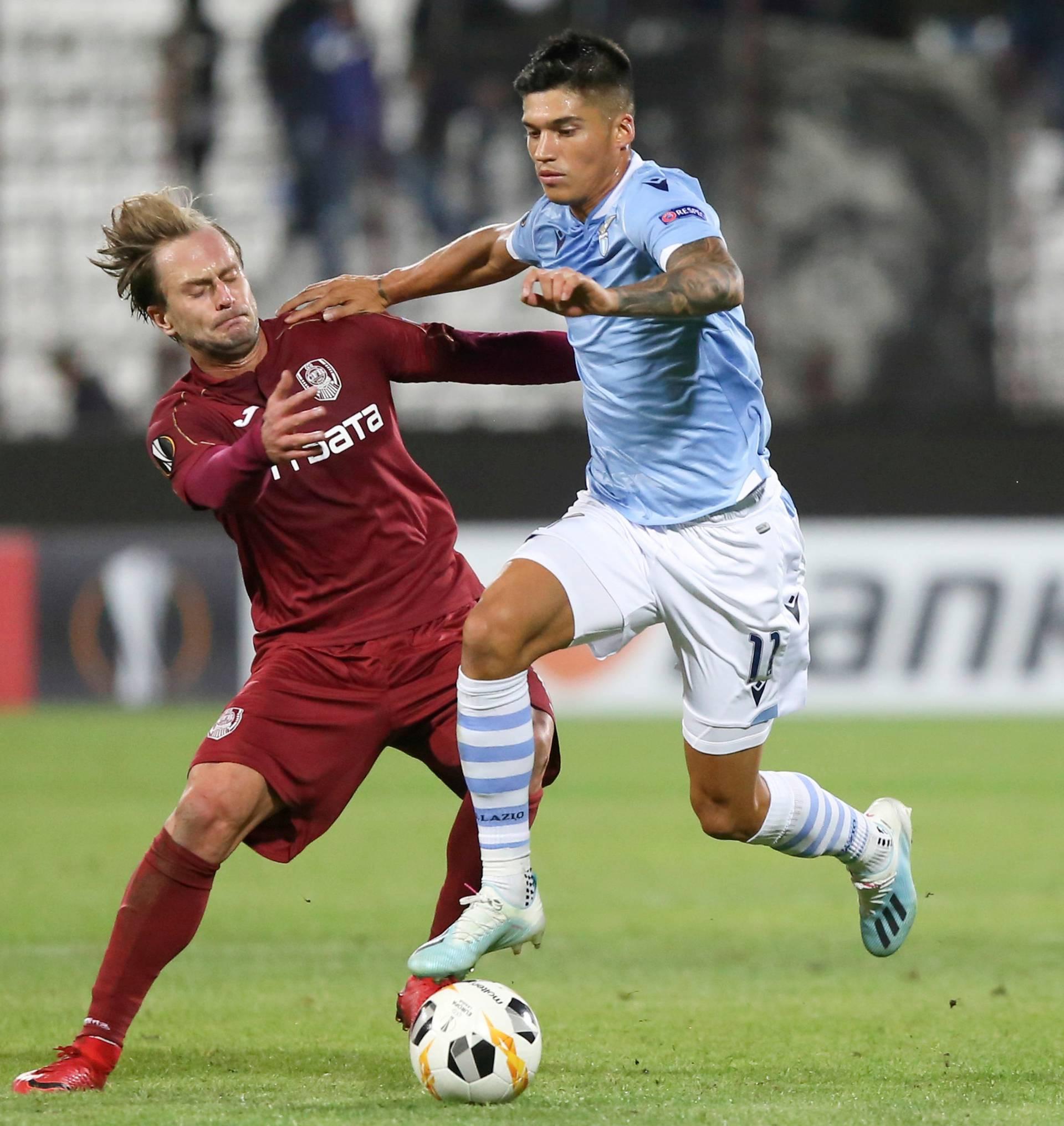 Europa League - Group E - CFR Cluj v Lazio
