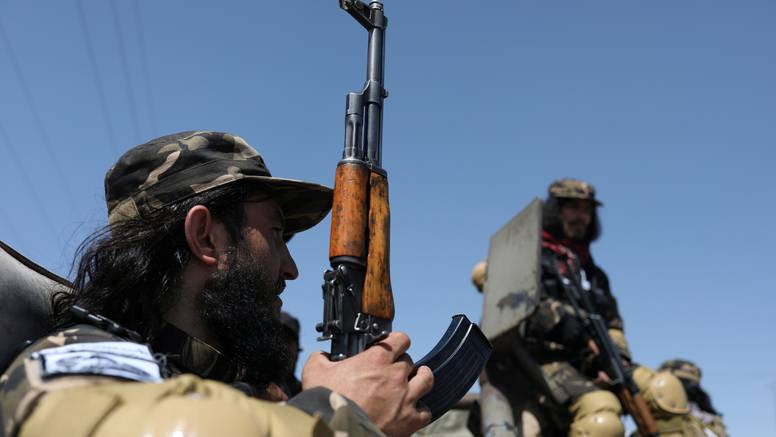 Talibanska vlada izdala uredbu kojom zabranjuju sve prosvjede