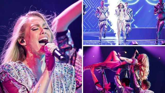 VIDEO Albina odradila probu na Eurosongu i pokazala kako će izgledati njezin nastup i outfit