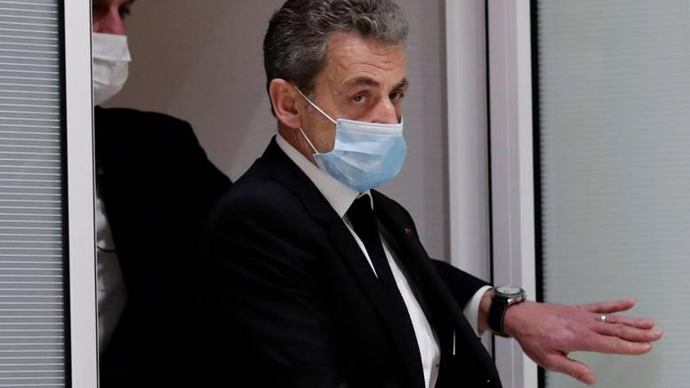 Nicolas Sarkozy dobio godinu dana zatvora zbog ilegalnog financiranja kampanje iz 2012.
