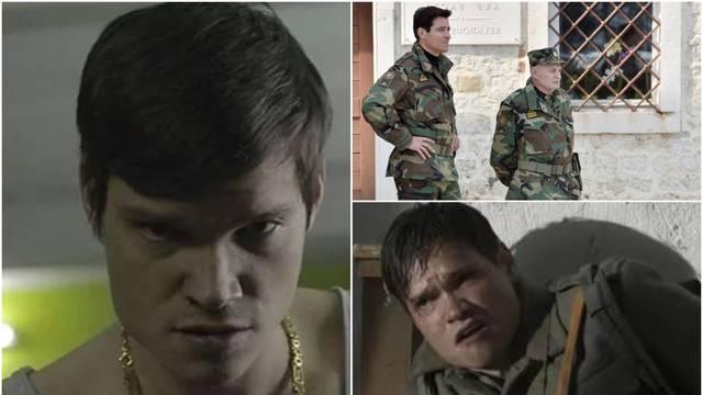 Srpskom glumcu prijete zbog uloge u seriji: 'Veliča Gotovinu'