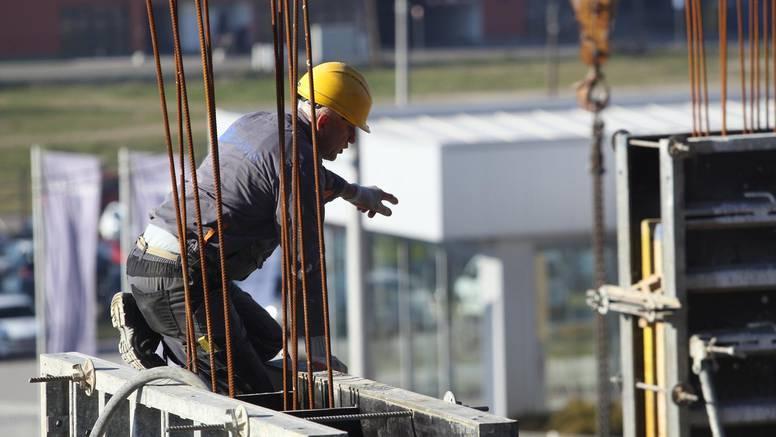 U lipnju oporavak građevinskih radova nakon tri mjeseca pada