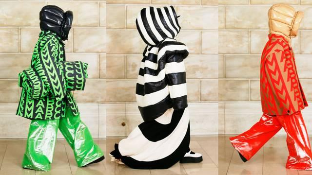 Odjeća za maksimalnu distancu: M. Jacobs donosi stylish čahuru