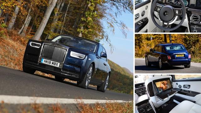 Nije za one slabog srca: Test (u Zagrebu) novog Rolls-Roycea...