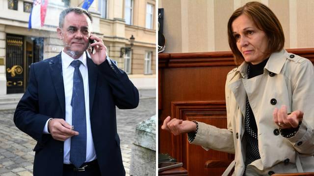 Supruga nasilnog župana: 'Ne bojim se, odavno sam prestala'