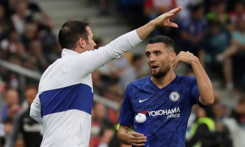 Lampard prozvao Kovu: Tražim golove od njega, znam da može
