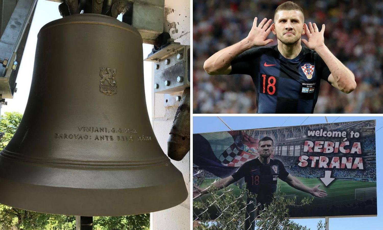 Zvone zvona našeg Ante: Rebić je u svojoj župi sredio kapelicu