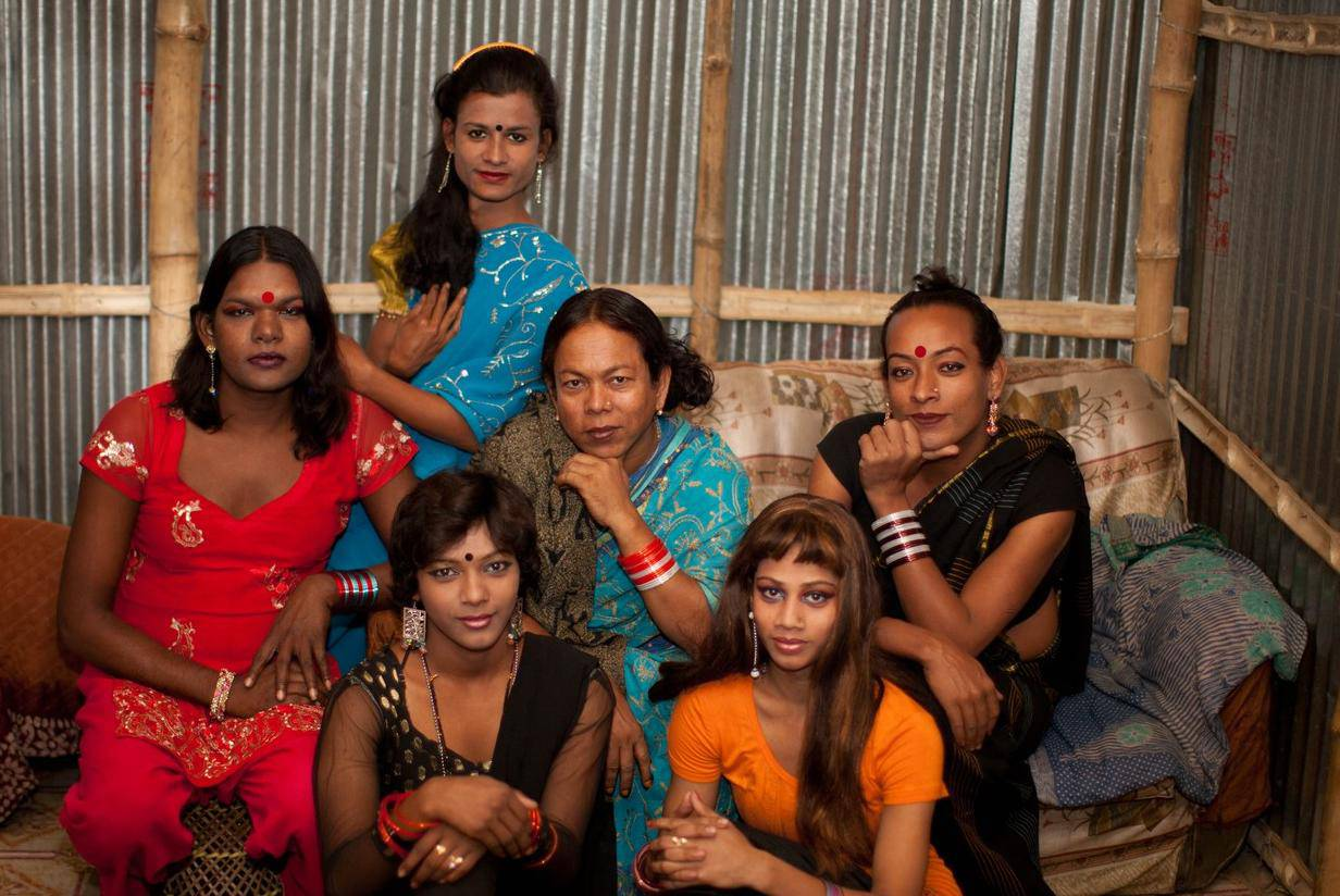 India's Hijras: Fighting for the rights of the third gender