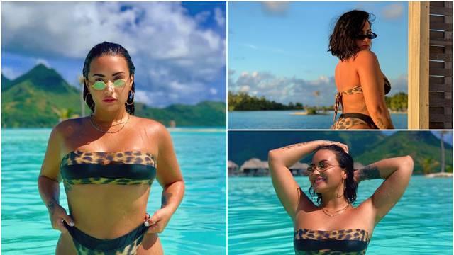 Demi Lovato pokazala celulit u bikiniju: 'To mi je najveći strah'