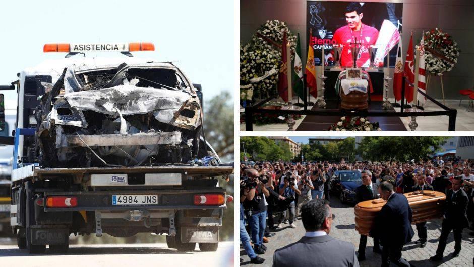 Jedini preživjeli u Reyesovoj nesreći: Jose je žurio kući djeci