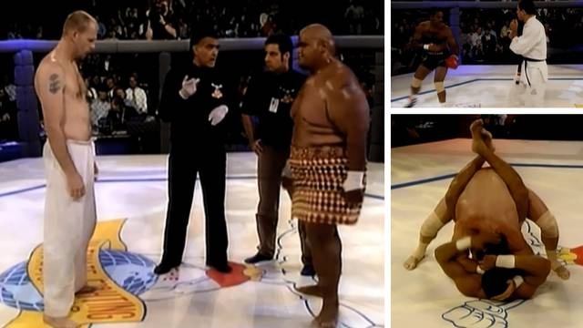 Kako je krenuo UFC prije 25 godina: Bez pravila i kategorija