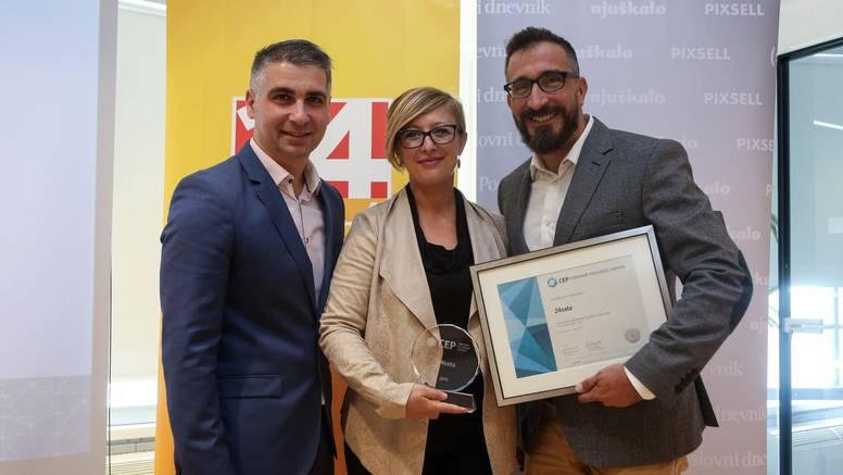 Jedini u regiji: 24sata je dobio Certifikat Poslodavac Partner