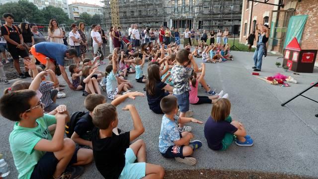 Rijeka: Otvorenje 5. Festivala Tobogan