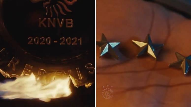 Klasan potez: Ajax je rastalio trofej i dijeli ga pretplatnicima