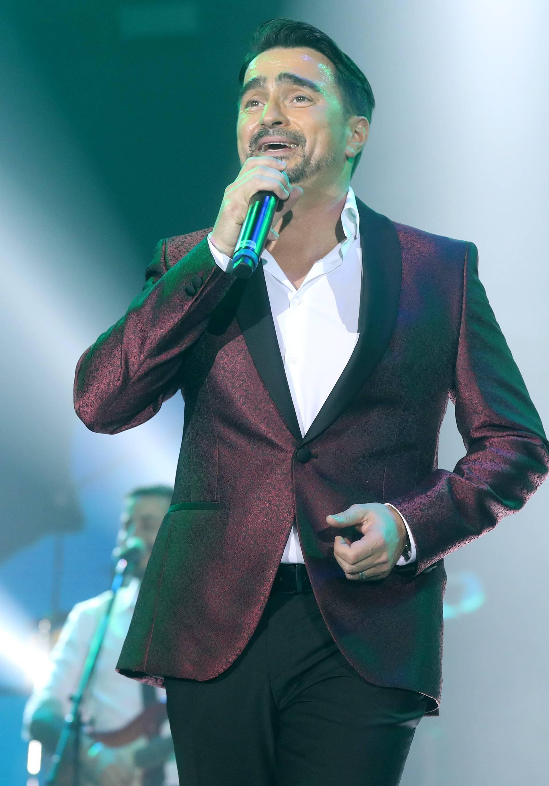 Zagreb: Jole koncertom u KC Dražen Petrović obilježio 20 godina karijere