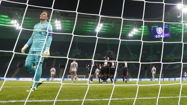 Champions League - Group B - Borussia Moenchengladbach v Shakhtar Donetsk