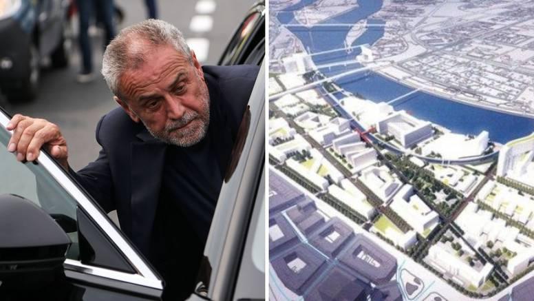 'Prekoračio je svoje ovlasti!': Bandić šeicima daje srce grada