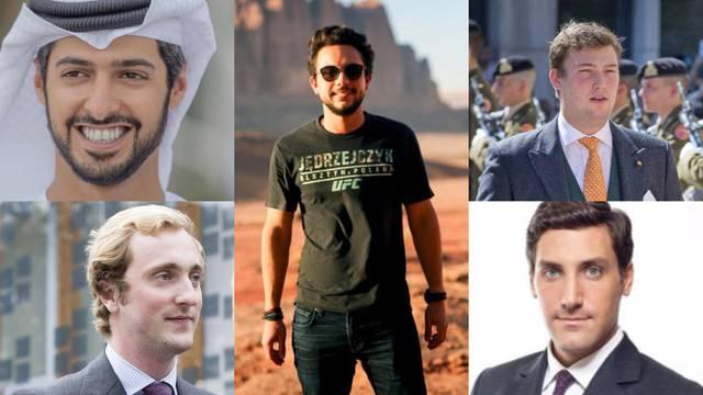 Harry je sada zaručen, ali ovih pet prinčeva su još 'na tržištu'