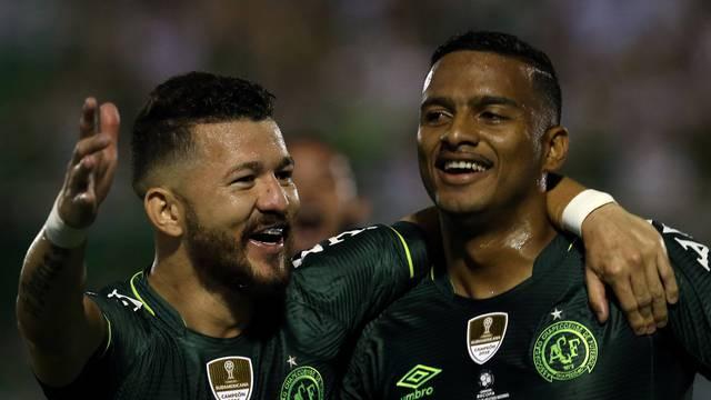 Brazil's Chapecoense v Colombia's Atletico Nacional - Recopa Sudamericana first leg final