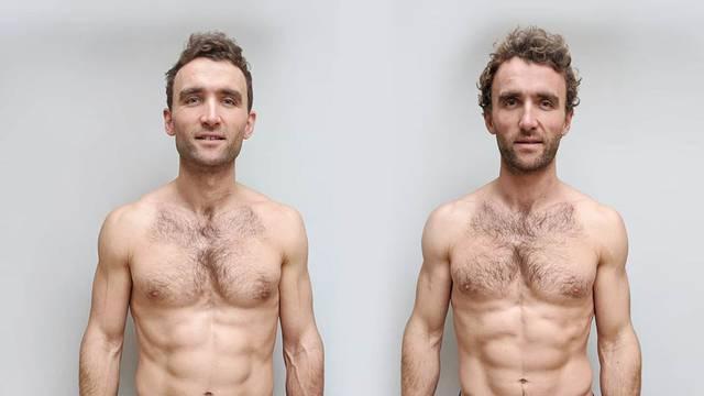 Blizanci dokazali: Vegani imaju više energije i nakupljaju manje masti, no meso 'gradi'  mišiće