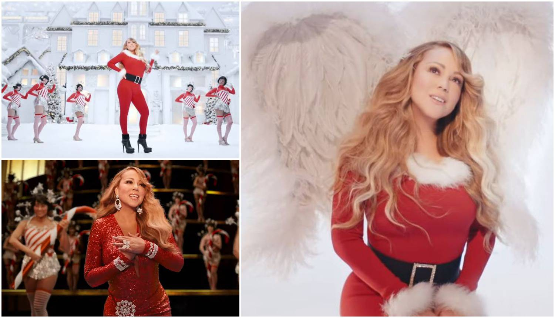 Mariah Carey počastila fanove: Božićni hit ima novi videospot