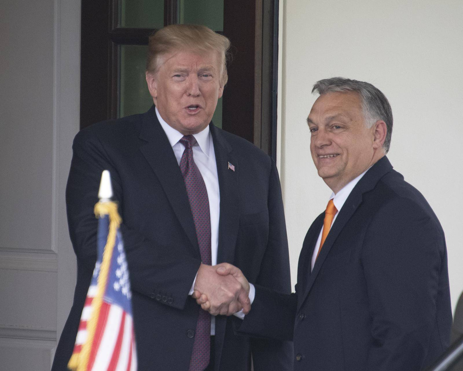 President Donald J. Trump Welcomes Orban of Hungary