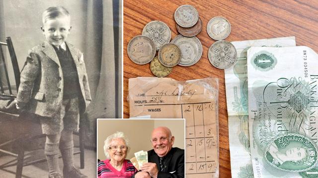 Pronašao svoju prvu plaću koju je prije 62 godine predao majci