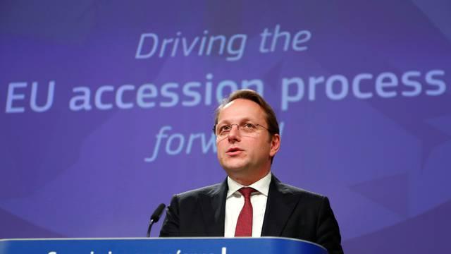 Proširenje EU s Crnom gorom na vrhu je prioriteta Komisije