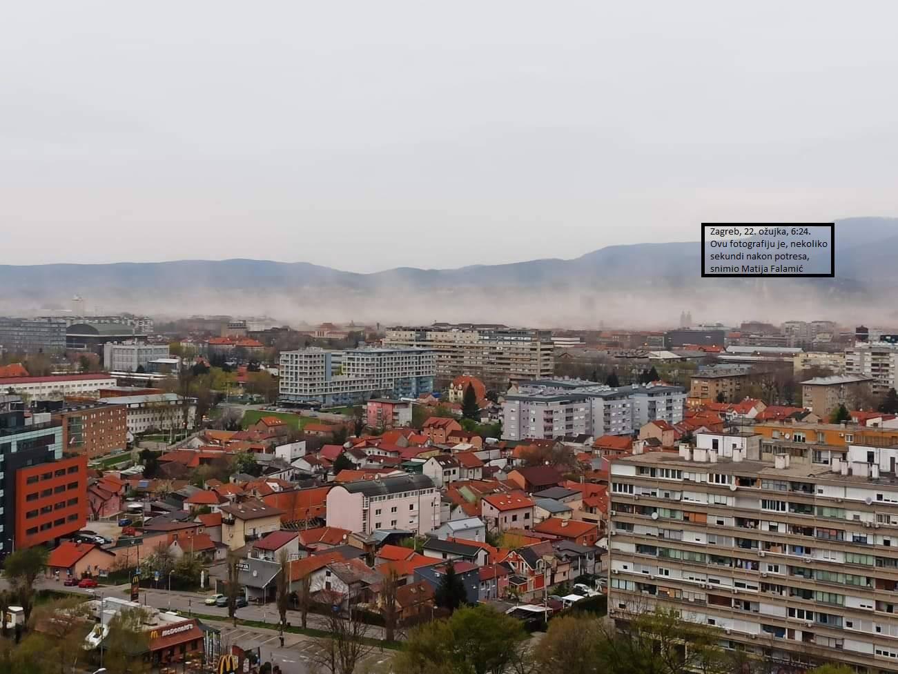 Zagreb, 120 dana od potresa