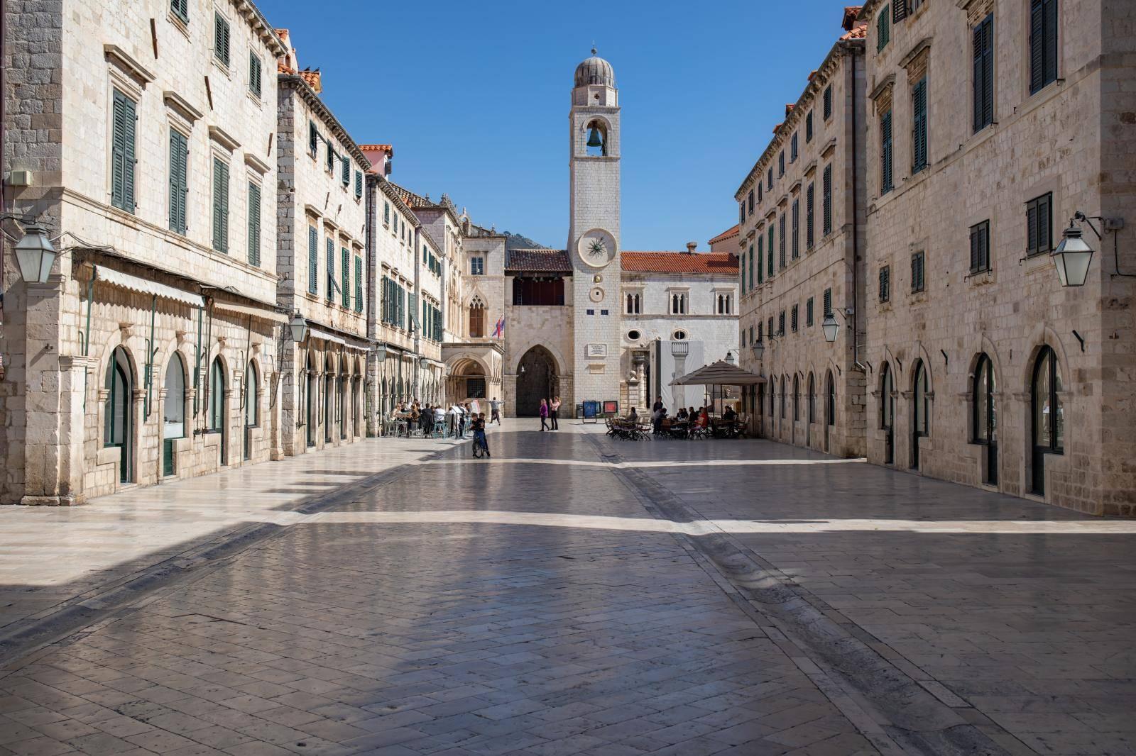 Uklonjen spomenik braniteljima Dubrovnika: 'Nisu me ni zvali'