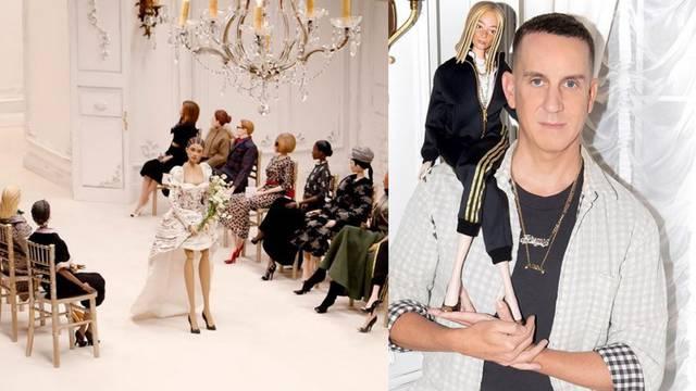 Moschinova nova kolekcija bila je dizajnerski lutkarski show