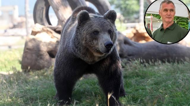 Lovac Drago (60) pobjegao iz ralja medvjedice: 'Dobro sam'