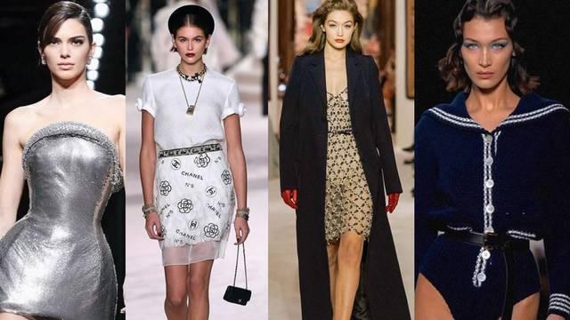 Od Kendall do Gigi: Manekenke koje idu za maminim stopama