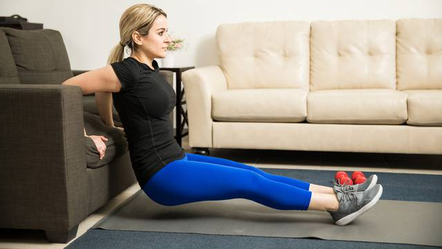 Tjelesna nespremnost i manjak mišića pogubno utječu na psihu
